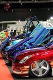 2013 autosalon International  in thailand Stock Photography