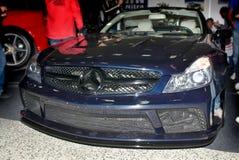 Autosalon Sistani 2014 - Mercedez Benz Obrazy Royalty Free