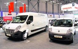 Autosalon 2012, Ufa Lizenzfreie Stockfotos