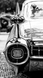 Autoscadillac-Eldorado, ein Fragment Lizenzfreies Stockbild