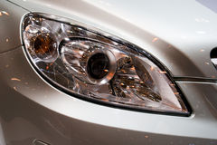 Autoscheinwerfer Stockbilder