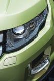 Autoscheinwerfer Stockfotos