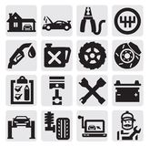 Autoservice Lizenzfreies Stockfoto