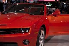 Autoshow Royalty-vrije Stock Afbeeldingen