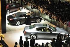 Autoshow Stock Image