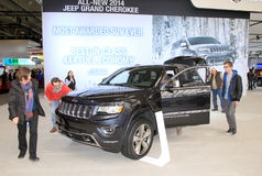 AutoShow international canadien Photos stock
