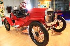 Autoshow in Sepang-Stromkreis in Kiloliter Stockbild