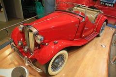 Autoshow w Sepang obwodzie w KL obraz royalty free