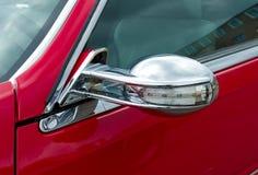 Autospiegel Stockfoto