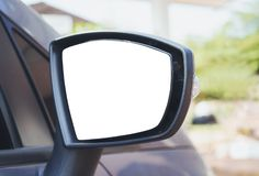 Autospiegel stockfotos