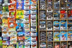 Autospielwaren lizenzfreies stockfoto