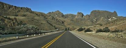 autostrad góry Obrazy Stock