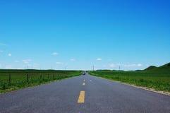 autostrada Fotografia Stock