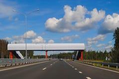 Autostrada. Zdjęcia Royalty Free
