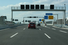 Autostrada Immagine Stock