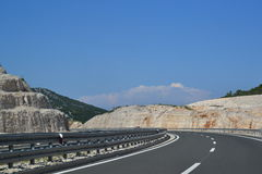 autostrada Zdjęcia Stock