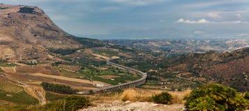 Autostrada A29 Image libre de droits