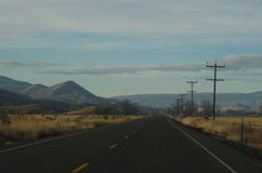 Autostrada 20 Obrazy Stock
