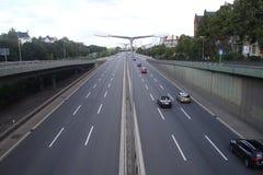 autostrada zdjęcie stock