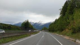 autostrada obrazy royalty free