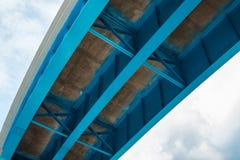 Autostrada międzystanowa wiadukt fotografia royalty free