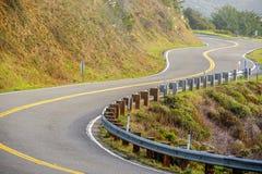 Autostrada 1 na wybrzeże pacyfiku Obraz Stock