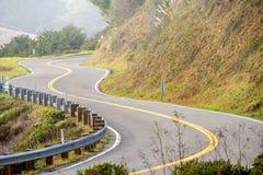 Autostrada 1 na wybrzeże pacyfiku, usa Fotografia Royalty Free