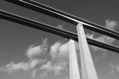 Autostrada nic Zdjęcie Stock