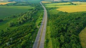 Autostrada przez lat poly zbiory wideo