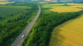 Autostrada przez lat poly zdjęcie wideo
