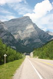 autostrada Rockies Obrazy Royalty Free
