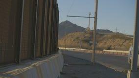 Autostrada ruch drogowy Blisko Graniczy zbiory wideo