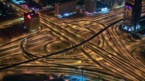 Autostrada ruchu drogowego czasu upływ zbiory
