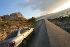autostrada słońca obrazy royalty free
