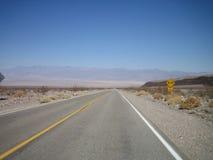 autostrada tęsk Obrazy Royalty Free
