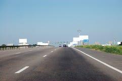 autostrada transport Fotografia Royalty Free