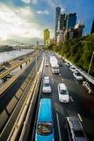 Autostrada w Brisbane Australia zdjęcie royalty free