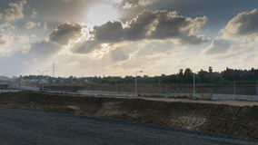 Autostrada w Hertzlia Obrazy Stock