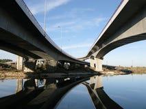 autostrada wiaduktów przecięcia Zdjęcia Stock