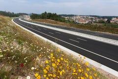 autostrada widok Obraz Royalty Free