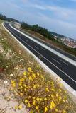 autostrada widok Fotografia Stock