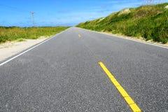 Autostrada 12, Zewnętrzni banki, Pólnocna Karolina Fotografia Stock