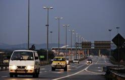 autostrady Zdjęcie Stock