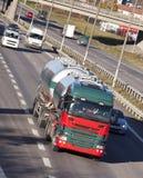 autostrady ciężarówka obraz royalty free