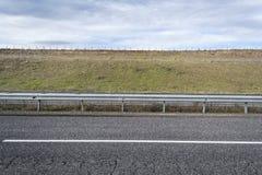 Autostrady droga Fotografia Stock