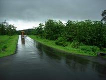 autostrady egzotyczna scena Zdjęcie Stock
