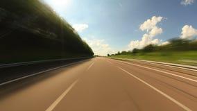 Autostrady jeżdżenie zbiory