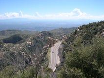 autostrady lemmon góra Zdjęcie Royalty Free
