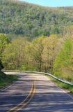 autostrady ozark Obrazy Royalty Free