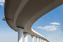 Autostrady piędź Zdjęcie Stock